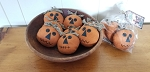 Handmade Set of 3 Halloween Pumpkins 3