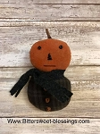 Handmade Lil Pumpkin Ornament 5