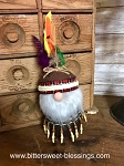 Handmade Indian Gnome 10