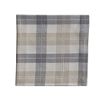 Alpine Plaid Napkin - Natural