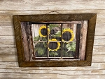 Tobacco Lath Framed Artwork 14