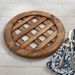 Lattice Charger Placemat