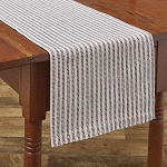 Holiday Tree Stripe Table Runner - 54