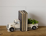 Antiqued Truck Bookends 5.5