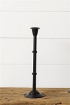 Black Candlestick, 13.5 Inches