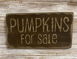 Pumpkins For Sale 7.5