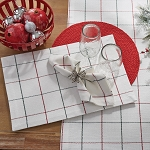 Christmas Windowpane Placemat