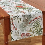 Cardinal Table Runner - 36