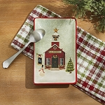 Vintage Town Square Spoon Rest