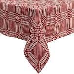 Kings Arms Coverlet Table Square 36