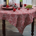 Kings Arms Coverlet Tablecloth 54