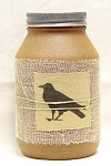 Black Crow Candle Company Primitive 32oz Jar Numerous Scents