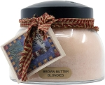 A Cheerful Giver Brown Butter Blondie 22 oz Mama Jar Candle