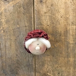 Whimsy Mrs. Claus Ornament 5