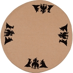 Witches Brew Nutmeg Candlemat