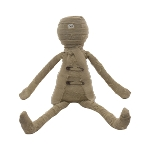 Mummy Doll - 4.5 x 4.5 x 15 in