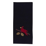 Cardinal Christmas Towel