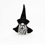 VLAD DRACULA GNOME WITH BLACK HAT AND CAPE SMALL 2.25
