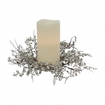 Japanese Peppergrass Candle Ring - 4.5 in