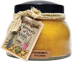A Cheerful Giver Grandma's Kitchen 22 oz. Mama Jar Candle