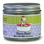 Healing Baby Bottom Cream with Lavender Essential Oil