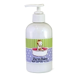 Baby Lotion With Aloe Vera & Lavender Essential Oil