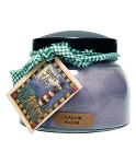 A Cheerful Giver Lilacs in Bloom 22 oz Mama Jar Candle