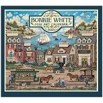 Bonnie White Folk Art 2021 Mini Wall Calendar