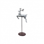 Large Reindeer on Stand