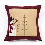 Trim A Tree Pillow