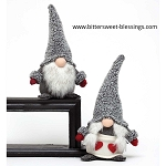 Gnome Couple with Fuzzy Hat 2 Assorted Boy/Girl 4