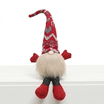 ERIK GNOME WITH REINDEER SWEATER HAT AND BIG BOOTS 18