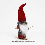 KARL GNOME WITH SWEATER HAT, 16