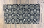 GETTYSBURG FLOOR MAT BLACK/TAN AVAIL JULY 2021