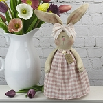 Darla the Bunny by Honey & Me