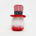 UNCLE SAM GNOME with AMERICANA HAT LARGE 5