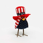 UNCLE SAM EAGLE with AMERICANO HAT 3