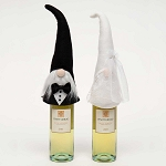 MR and MRS GNOME CHAMPAGNE BOTTLE COVER