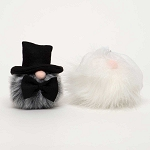 MR and MRS CRITTER Bride & Groom Gnome  3.5