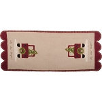 Cut Your Own Table Runner Nutmeg - Barn Red