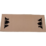 Witches Brew Nutmeg Table Runner