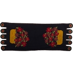 Ever Blessed Table Runner Black