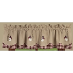 Pine Tree Wishes Fairfield Valance