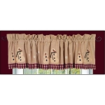 Winter Wonderland Valance