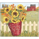 Coming Home 2021 Wall Calendar by Deb Strain