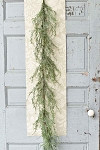 Ice Glazed Cedar Garland | 5'