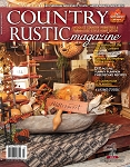 Country Rustic Magazine FALL 2019 Issue ~ Country Primitives & Farmhouse-Style