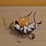 Pickin' Cotton 2.5in Candle Ring