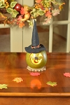 Fiona Witch Handmade Gourd- Small Lit Head