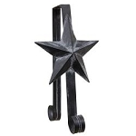 Star Double Wreath Holder